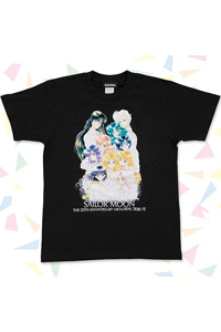20th anniversary sailor moon tshirt