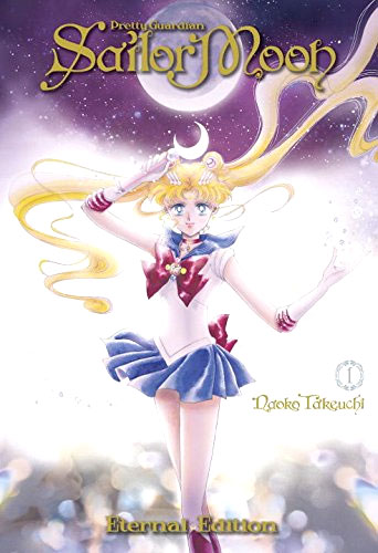 sailor moon eternal edition #1 manga cover image featuring sailor moon