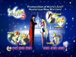 Sailor Moon S Heart Collection DVD 1: Chapter Select Screencap Image