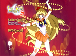 Sailor Moon S Heart Collection DVD 6: Special Features Menu Screencap Image