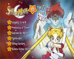 Sailor Moon DVD #11 Main Menu