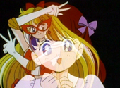 I love Sailor Venus! ...even though she hasn't been introduced yet!