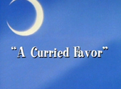 Sailor Moon R: A Curried Favor