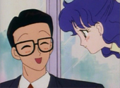 Sailor Moon: Serena's mother and father