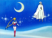 Sailor Moon meets the Moonlight Knight in 'A Knight to Remember'
