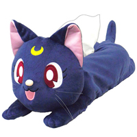 official japanese bandai luna tissue box