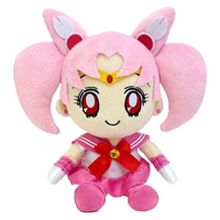 official mini sailor mini moon plushie