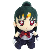 official mini sailor pluto plushie