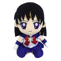 official mini sailor saturn plushie