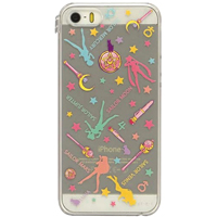 official japanese bandai premium sailor moon silouette phone cover