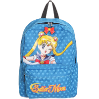 blue sailor moon backpack