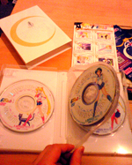 20th Anniversary Sailor Moon DVD Box Set 1
