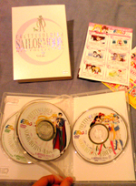 20th Anniversary Sailor Moon DVD Box Set 2