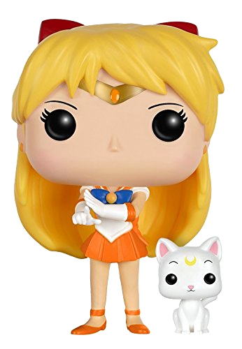 official sailor venus sailor moon funko pop! figure