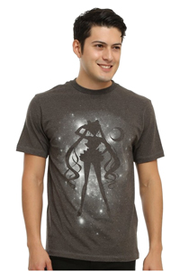 official sailor moon crystal men's t-shirt