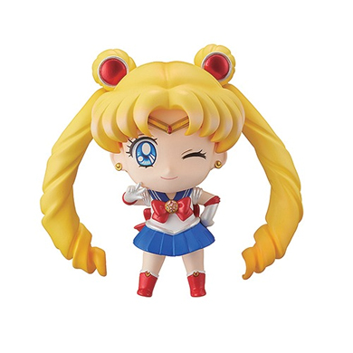 sailor moon petit chara deluxe figure