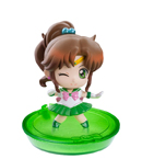 japanese petit chara sailor jupiter disk model / figure