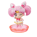 japanese petit chara super sailor mini moon disk model / figure