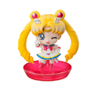 japanese petit chara super sailor moon disk model / figure