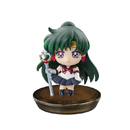 japanese petit chara sailor pluto disk model / figure