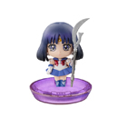 japanese petit chara sailor saturn disk model / figure