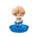 japanese petit chara sailor uranus disk model / figure