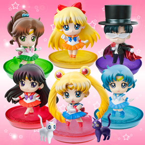 petit chara sailor moon models