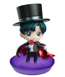 japanese petit chara tuxedo mask disk model / figure