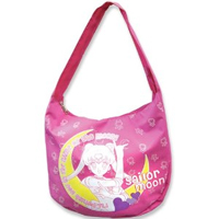 pink sailor moon bag