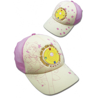 pink sailor moon cap