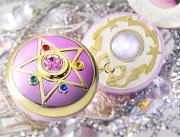 official tamashii nations sailor moon crystal star compact proplica