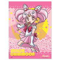 sailor chibi / mini moon sailor moon wallscroll
