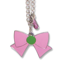 sailor jupiter ribbon necklace