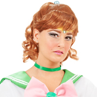 sailor jupiter wig
