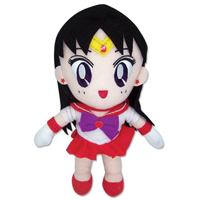 official sailor mars plushie from ge animation