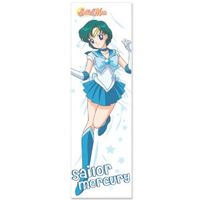 new sailor mercury body pillow