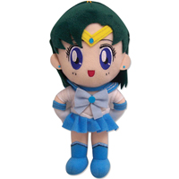 official sailor mercury plushie from ge animation