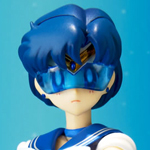 bandai tamashii nations sailor mercury s.h. figuarts model / figure