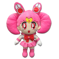 official sailor mini moon plushie from ge animation
