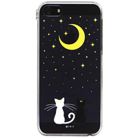 official japanese bandai premium sailor moon artemis and luna cover