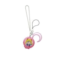 sailor moon cell phone charm