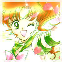sailor jupiter from the sailor moon manga