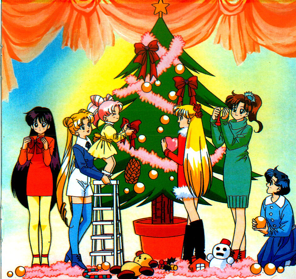 moonkitty.net: Sailor Moon Christmas Special  Main Page