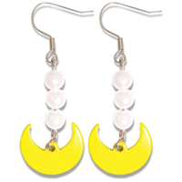 sailor moon cosplay earrings