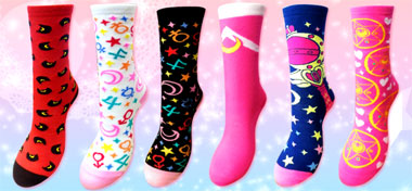official sailor moon socks