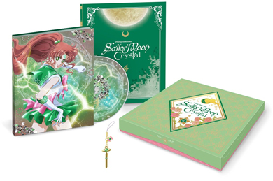 sailor moon crystal blu-ray set volume 4 featuring sailor jupiter