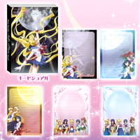 sailor moon crystal solo memo pad