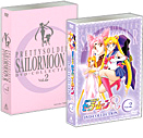 japanese sailor moon r dvd box set
