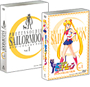 japanese sailor moon 20th anniversary anime dvd box set