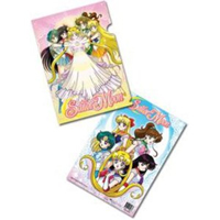 sailor moon folder 5 pack